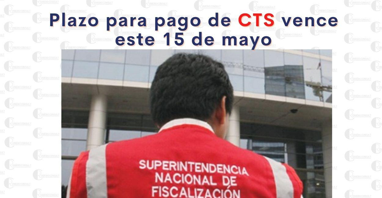 Empresas que no realicen el deposito de CTS serian multadas