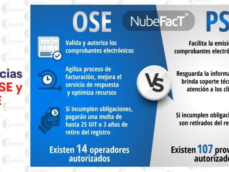 Proveedor de Servicios Electrónicos (PSE) y OSE ¿Cuáles son las diferencias?